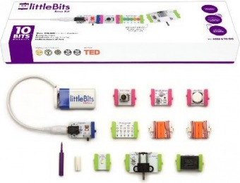 30% off littleBits Electronics Base Kit