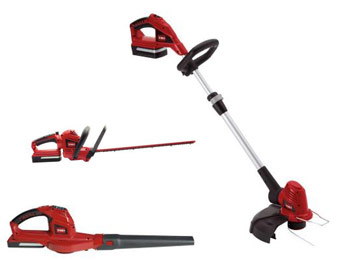 Up to 20% off Select Outdoor Power Equipment at Home Depot