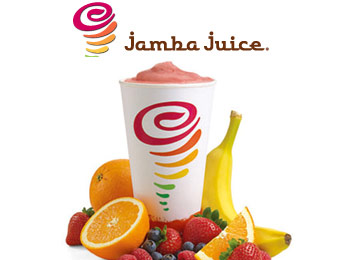 Buy One, Get One Free Jamba Juice Smoothie
