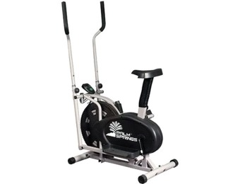 $210 off Palm Springs 2in1 Elliptical Cross Trainer & Exercise Bike
