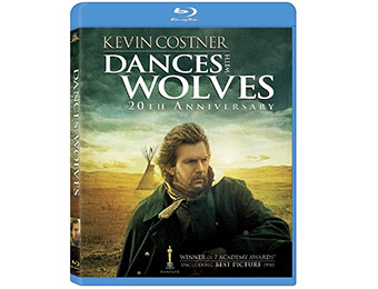 61% off Dances with Wolves Blu-ray (2-Disc 20th Anniversary)