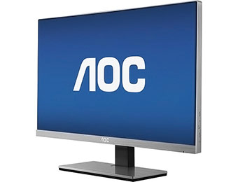 "$75 off AOC I2367F 23"" IPS LED Full HD Monitor (1920 x 1080)"