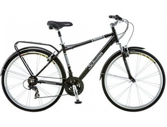 45% off Schwinn Discover Men's Hybrid Bike (700C Wheels)