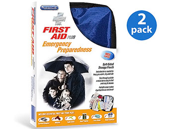 Extra 25% off Physicians Care First Aid Kit 2-Pack Value Bundle