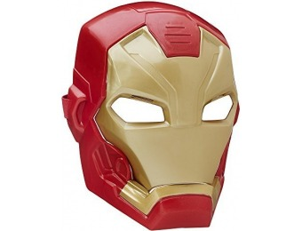 79% off Marvel Captain America: Civil War Iron Man Tech FX Mask