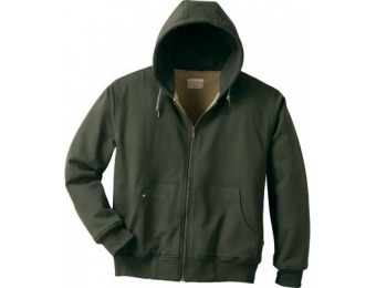 50% off Cabela's Roughneck Men's Thermal Lined Hooded Sweatshirt