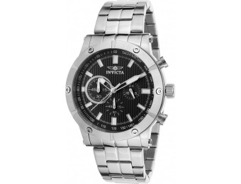 91% off Invicta 18161 Specialty Chronograph Stainless Steel Watch