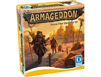 74% off Queen Games Armageddon From The Ground Up Board Game