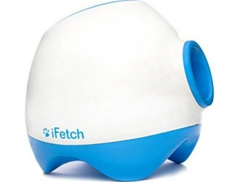 $50 off iFetch Too Interactive Ball Thrower for Dogs, Large