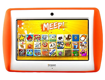 Extra $15 off Oregon Scientific MEEP! Version 2.0 Android Tablet