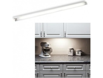 "75% off Fluorescent 34"" Slim Under Cabinet Direct Wire Light (3M545)"