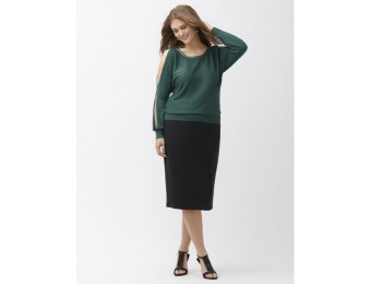 67% off Lane Bryant Plus Size Embellished Sweater