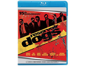67% off Reservoir Dogs (15th Anniversary Edition) on Blu-ray