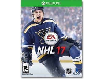87% off NHL 17 for Xbox One