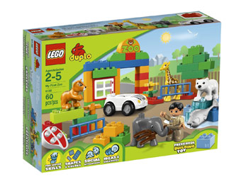 36% off LEGO Duplo My First Zoo 6136