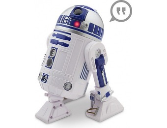 50% off Star Wars R2-D2 Talking Figure 10 1/2""