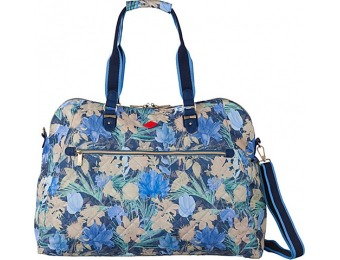 70% off Oilily Weekender Bag, Blueberry