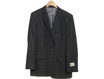 78% off Haggar Glen Plaid Sport Coat