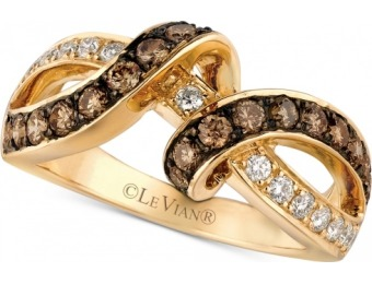 71% off Le Vian Chocolatier Diamond Ring + Extra 20% off