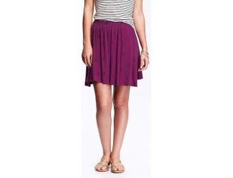 75% off Old Navy Womens Jersey Circle Skirts