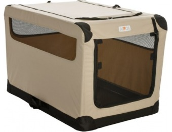 60% off ASPCA Portable Soft Pet Crate - Large