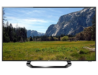"$300 off LG 60"" LED 1080p 240Hz Smart 3D HDTV 60LM7200"