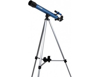 71% off Meade Instruments Infinity 50mm AZ Refractor Telescope
