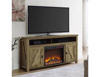 $54 off Altra Falls Creek Media Fireplace for TVs up to 60""