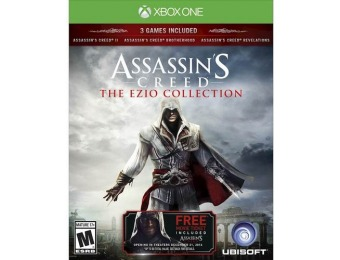 67% off Assassin's Creed The Ezio Collection - Xbox One