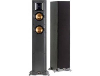 70% off Klipsch RF-10 Dual 4.5-inch Two-Way Floorstanding Speaker