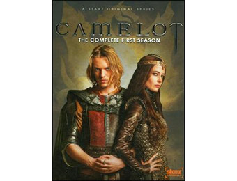 70% off Camelot: Complete First Season DVD