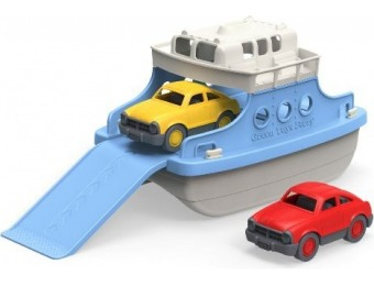 52% off Green Toys Ferry Boat with Mini Cars Bathtub Toy