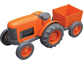 50% off Green Toys Tractor Vehicle