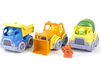 50% off Green Toys Construction Vehicle (3 Pack)