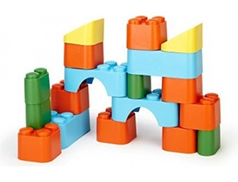 63% off Green Toys Block Set