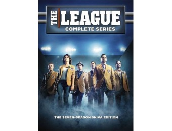 65% off The League: Complete Series (DVD)
