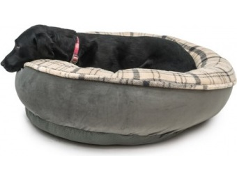 55% off Ortholux Perfect Pet Collection Donut Dog Bed