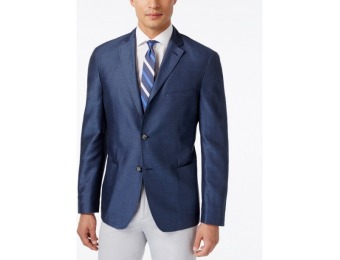 94% off Marc New York by Andrew Marc Men's Slim-Fit Blue Sport Coat