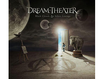 64% off Dream Theater: Black Clouds & Silver Linings CD