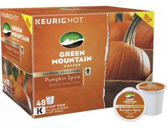 31% off Green Mountain Coffee Pumpkin Spice (48-Pack)