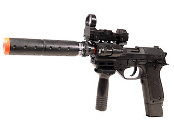 60% off Electric Full Auto Tactical 2029A Airsoft Pistol