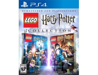 70% off LEGO Harry Potter Collection - PlayStation 4