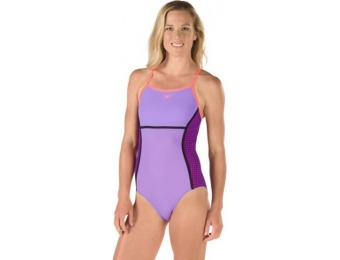 27% off Speedo Perforated Thin Strap Endurance Lite Swimsuit
