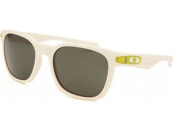 95% off Oakley Men's Garage Rock Square Ivory Sunglasses