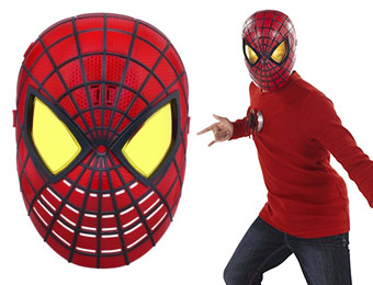 48% off The Amazing Spider-Man Hero Fx Mask