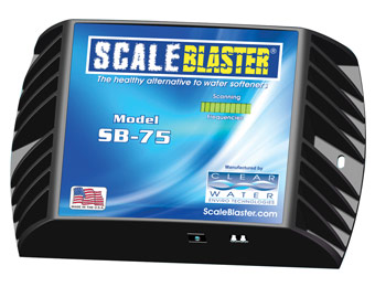 $100 off ScaleBlaster SB-75 Electronic Water Conditioner