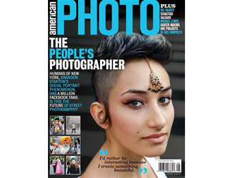 83% off American Photo Magazine Subscription, $4.99 / 6 Issues