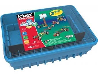 40% off K'NEX Education Maker's Kit Wheels