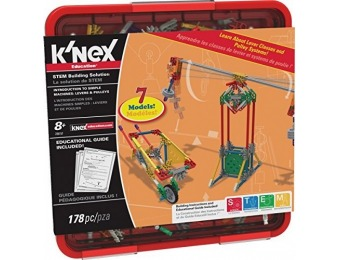 74% off K'NEX Education - Levers and Pulleys Set