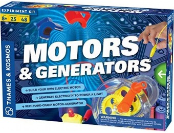 57% off Thames & Kosmos Motors and Generators